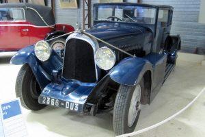 Voisin-C24-Carène-1934-Musée-Henry-Malartre-300x200 1932/1934 La Voisin C24 Carène Voisin