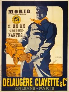 affiche-delaugère-et-clayette-225x300 Delaugère et Clayette Type V de 1923 Divers Voitures françaises avant-guerre