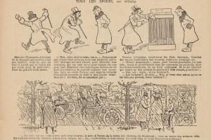 journal Le Rire 1907 6 Lorraine Dietrich