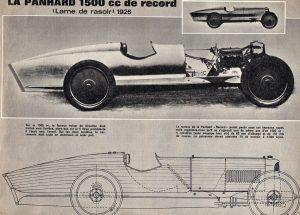 """panhard-levassor-lame-de-rasoir-montlhery-1934-4-300x215 Quand les Panhard """"rasaient"""" le bol d'or Cyclecar / Grand-Sport / Bitza Divers Voitures françaises avant-guerre"""