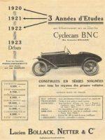 BNC 1923 ex-JMK