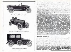 """Bugatti-Brescia-dans-Lautomobiliste-n3-1967-5-300x218 Bugatti """"Brescia"""" (type 13) dans L'Automobiliste (de 1967) Divers Voitures françaises avant-guerre"""