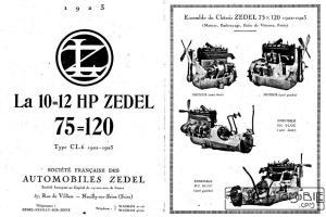 Donnet-Zdel-type-CI-6-1922-1923--300x200 Zedel Type CI-6 Torpédo de 1923 Divers Voitures françaises avant-guerre