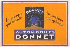 Donnet Zedel G2 7cv 1926 1