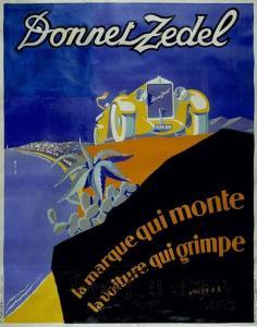Donnet-Zedel-pub-3-236x300 Donnet-Zedel CI-6 Berline de 1925 Divers Voitures françaises avant-guerre