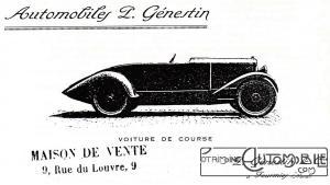 Genestin_-_voiture_de_course-300x169 Comment devenir constructeur automobile (d'avant-guerre)? Autre Divers Voitures françaises avant-guerre