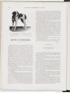 Le Sport universel illustré 1898 1 Amédée Bollée De Dietrich