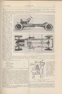 Le génie Civil 03-11-1923, Lorraine Dietrich, la 15 cv 2