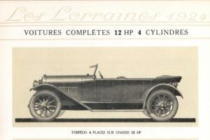 Lorraine-Dietrich-A-4-1924-1-300x200 Lorraine Dietrich Type A-4 Torpédo de 1926 Lorraine Dietrich Lorraine Dietrich A4 de 1926