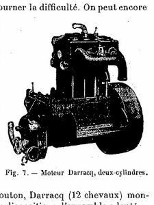 Manuel pratique d'automobilisme 1905 Darracq
