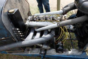 SALMSON San Sebastian Grand Prix Châssis n° 616 Ex Decaroli Compresseur 1930 (1)