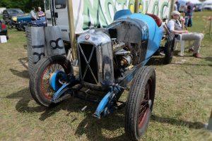 SALMSON San Sebastian Grand Prix Châssis n° 616 Ex Decaroli Compresseur 1930 (3)