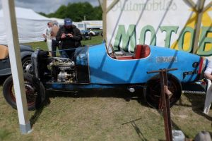 SALMSON San Sebastian Grand Prix Châssis n° 616 Ex Decaroli Compresseur 1930 (4)