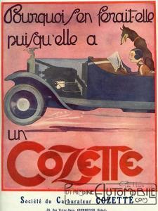 cozette-geoham-225x300 Comment devenir constructeur automobile (d'avant-guerre)? Autre Divers Voitures françaises avant-guerre