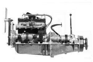 donnet zedel CI-6 moteur 2120cc 1