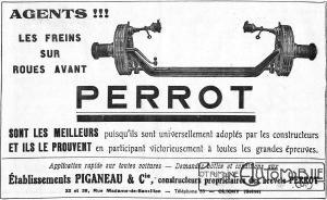essieu-Perrot-Pigagneau-300x184 Comment devenir constructeur automobile (d'avant-guerre)? Autre Divers Voitures françaises avant-guerre