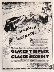 stgobain-pub-225x300 Comment devenir constructeur automobile (d'avant-guerre)? Autre Divers Voitures françaises avant-guerre