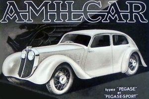 Amilcar-Pegase-Prototype-Paris-1934-300x200 Amilcar Pégase Divers Voitures françaises avant-guerre