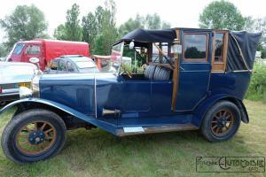 Donnet-Zedel-Landaulet-1925-CI-6-14-300x200 Donnet Zedel CI-6 de 1925 Landaulet Divers Voitures françaises avant-guerre