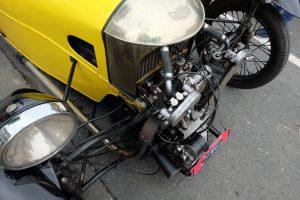 """Morgan-Super-Aero-1930-3-300x200 Morgan """"Super-Aéro"""" 1930 (Tricyclecar) Cyclecar / Grand-Sport / Bitza Divers Voitures étrangères avant guerre"""