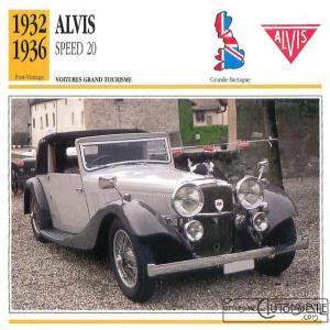 """alvis-speed-20-fiche-1-300x300 Alvis """"Speed Twenty"""" 1936 Cyclecar / Grand-Sport / Bitza Divers Voitures étrangères avant guerre"""