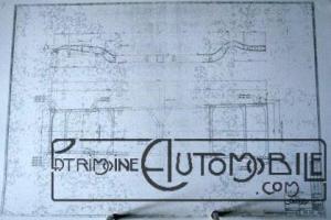 châssis-T73-tourisme-différent-du-A-et-du-C-2-300x200 Bugatti Type 73C Divers Voitures françaises après guerre