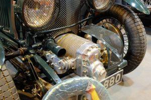 """Bentley-2-300x200 Bentley 4½ Litres """"Blower"""" 1930 Divers Voitures étrangères avant guerre"""