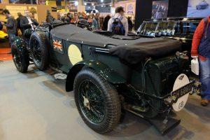 """Bentley-6-300x200 Bentley 4½ Litres """"Blower"""" 1930 Divers Voitures étrangères avant guerre"""