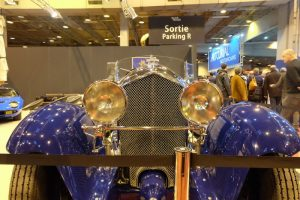 Bentley 6,5L Barker 1928 (2)