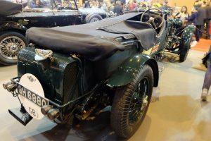 """Bentley-7-300x200 Bentley 4½ Litres """"Blower"""" 1930 Divers Voitures étrangères avant guerre"""
