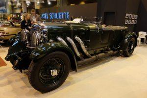 Bentley-8-litres-1932-3-300x200 Bentley 8 Litres, le chant du cygne... Divers Voitures étrangères avant guerre