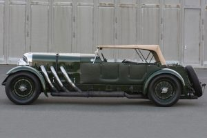 Bentley-8-litres-Le-Mans-1932 Chantilly 2015