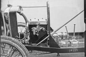 Bloc moteur cyclecar Benjamin 1922