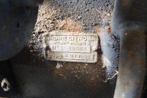 """Rosalie-Citroën-10AL-1933-19-300x200 Rosalie 10 AL de 1933 """"sortie de grange"""" A Vendre Voitures françaises avant-guerre"""