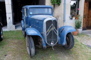 """Rosalie-Citroën-10AL-1933-30-300x200 Rosalie 10 AL de 1933 """"sortie de grange"""" A Vendre Voitures françaises avant-guerre"""