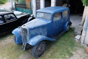 Rosalie Citroën 10AL 1933 (45)