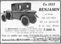 benjamin-pub-1923-300x217 Benjamin 1929 Divers