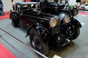 Aston-Martin-1500-de-1930-2-300x200 Aston Martin 1500 cc Coupé de 1930 Cyclecar / Grand-Sport / Bitza Divers Voitures étrangères avant guerre