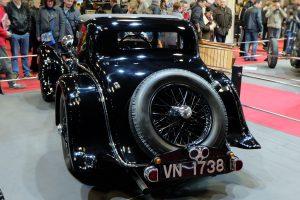 Aston Martin 1500 de 1930 6
