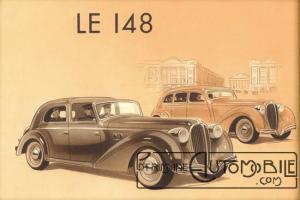 catalogue-delahaye-148-de-1938-300x200 Delahaye 148 L de 1950 par Letourneur et Marchand Divers Voitures françaises après guerre