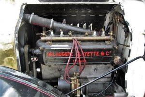 Delaugère-et-Clayette-1911-5-300x200 Delaugère et Clayette 4M de 1911 Divers Voitures françaises avant-guerre