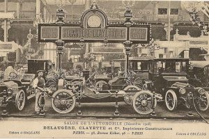 delaugere-et-clayette-1908-300x200 Delaugère et Clayette 4M de 1911 Divers Voitures françaises avant-guerre