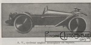 Automobilia-31-01-1920-cyclecars-AV-300x149 Les cyclecars (Automobilia du 31/01/1920) 1/2 Divers