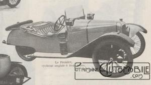 Automobilia-31-01-1920-cyclecars-premier-300x169 Les cyclecars (Automobilia du 31/01/1920) 1/2 Divers