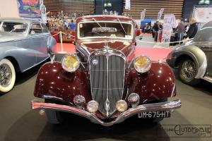 Delahaye-134N-berline-autobineau-1937-2-300x200 Delahaye à Epoqu'auto 2016 (2/2) Divers Voitures françaises avant-guerre