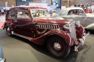 Delahaye-134N-berline-autobineau-1937-4-300x200 Delahaye à Epoqu'auto 2016 (2/2) Divers Voitures françaises avant-guerre