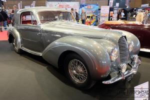 Delahaye-135-MS-coupé-chapron-1946-4-300x200 Delahaye à Epoqu'auto 2016 (2/2) Divers Voitures françaises avant-guerre