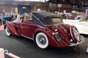 Delahaye-135-cabriolet-chapron-1937-3-300x200 Delahaye à Epoqu'auto 2016 (2/2) Divers Voitures françaises avant-guerre