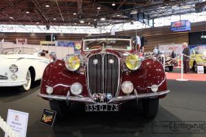 Delahaye-135-cabriolet-chapron-1937-5-300x200 Delahaye à Epoqu'auto 2016 (2/2) Divers Voitures françaises avant-guerre