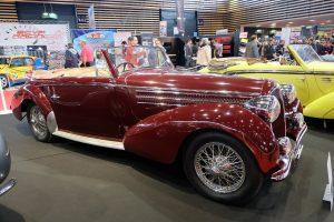 Delahaye-135-cabriolet-graber-1939-3-300x200 Delahaye à Epoqu'auto 2016 (2/2) Divers Voitures françaises avant-guerre